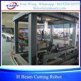 Cnc-Plasma-Ausschnitt-Roboter für h-Träger
