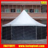 100-150 tente hexagonale de Gazebo de noce d'écran de pagoda de personnes