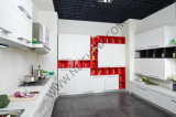 N&Lの食器棚の製造者の現代ホーム家具のMFCのボードが付いている木製の食器棚
