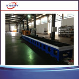 Gefäß-Ausschnitt-Maschinen-/Kanal-Stahlwinkel-Scherblock CNC-Plamsa quadratischer