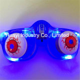 LED s'allume Droopy Eye Glasses