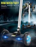 Elektrische Fiets met de e-Autoped van de Staaf van het Handvat voor Persoonlijke Vervoer en uit Deur Sprot F1
