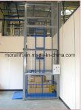 Piattaforma idraulica dell'elevatore del trasporto della guida