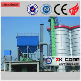 Энергосберегающий сборник пыли завода известки