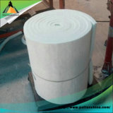 Manta de la fibra de cerámica del aislante 1260 para el horno del alto calor