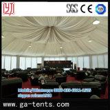 Barraca do Pagoda do hexágono da parede de vidro para Weding e evento