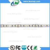 3527 luz de tira ajustable del 120LEDs/M 3000K+6000K LED con alto lumen