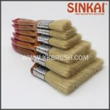 Natural Bristle Flat Brush Bangladesh Pinceau
