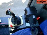 Il CE di marca di Everun diplomato ha articolato l'addetto al caricamento compatto della rotella da 1.6 tonnellate