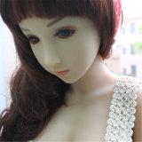 Doll van de Liefde van het Silicone van het meisje Levensecht Echt (110cm)