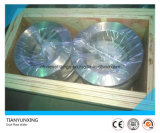 Edelstahl-Karosserien-Doppelplatten-Oblate-Rückschlagventil API-594