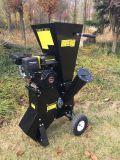 小さい木製のChutter機械9HP木製の砕木機