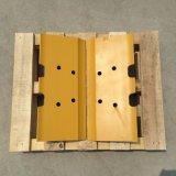 Bulldozer sobre orugas de acero de repuesto del zapato Parte simple Garra Pista
