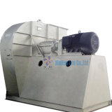 Ventilatore centrifugo costruito abitudine