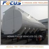 50000 Liter flüssiger Benzin-Kraftstoff-Dieselbecken-/LKW-Schlussteil für Verkauf