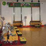 Het Pleisteren van het Bouwmateriaal de Muur die van het Hulpmiddel de Machine van de Apparatuur teruggeven