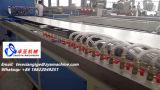 Lopende band van het Comité van de Muur van pvc de Houten Plastic/Machine van de Uitdrijving van pvc de Houten Plastic