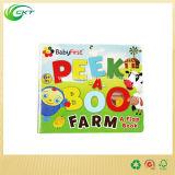 Impression couleur Custom Cmyk ou Pantone Impression en couleur Livres pour enfants avec reliure à couture (CKT-BK-006)