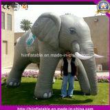 Attraktiver aufblasbarer Karikatur-Elefant für Dekoration-Stadiums-Verkauf