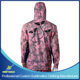 O pulôver feito-à-medida Hoodies do Sublimation com projeta