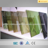 Sales quente Soft Coating Low E Film Glass para Building Curtain Wall