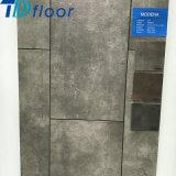 石造りパターン防水新しいデザインセリウムの証明書が付いている贅沢なビニールの板のLvtのフロアーリング