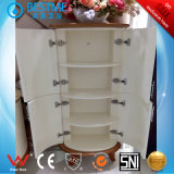 Шкаф отраженный ванной комнатой с бортовым шкафом (BF-8067)