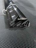 Bloquear automáticamente la cortadora auto del laser de los paños que introduce