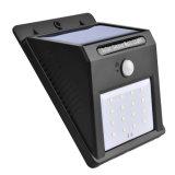 IP65는 16의 LED 태양 가벼운 옥외 램프 정원 점화를 방수 처리한다
