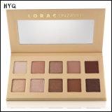 Lorac desabrochó la gama de colores de la sombra de ojo de Proffessional de la caja del sombreador de ojos de 10 colores