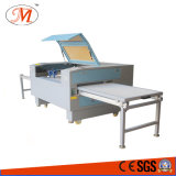 Máquina de gravura do laser do CO2 com a tabela de trabalho de Pushable (JM-960T-MT)