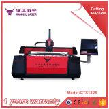 máquina de grabado de la fibra de la cortadora del laser del CO2 500With1000W