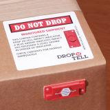 De daling N vertelt 10g de Logistische Volgende Breekbare Etiketten van de Monitor