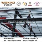 빛 Prefabricated 강철 구조물로 만드는 작업장