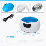 Nettoyeur ultrasonique ultrasonique Jp-890 de bijou et de monocle d'onde sonique