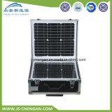caso solare del caricatore di energia solare 300W del sistema del kit portatile del comitato solare