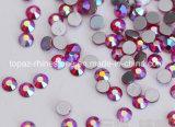 Cristales 1440 de Schwartzky de los Rhinestones del PCS Tailandia Ab Flatback