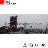 Planta de mezcla caliente del asfalto de la mezcla de 400 t/h