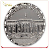昇進のカスタム旧式な金3Dの挑戦金属の硬貨