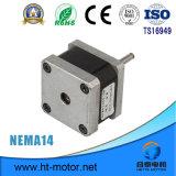 motor de pasos eléctrico 35byghm308 de NEMA14