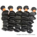 Pelucas naturales de la Virgen de la extensión del pelo de la onda de la armadura del pelo