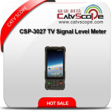 Csp-3027 Indicateur de niveau de signal TV / Indicateur de signal CATV / Mesure de force de champ