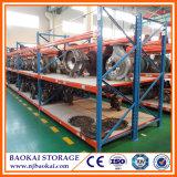 Metallo Long Span Shelf e Rack Panel Racking System