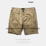 Neues Style Mens Chinos Shorts mit Cuffed Hem