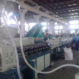 UPVC CPVC PVC Plastic Tube Production Extrusion Line