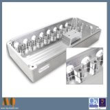 5つの軸線CNCの機械化の部品CNCの製粉アルミニウム部品