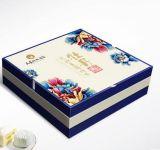Hochwertiger Papierumweltschutz, der Packpapier-Geschenk-Kasten verpackt
