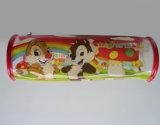子供のための簡単でかわいい円形PVC鉛筆袋