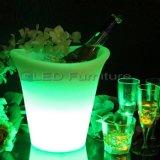 Eis-Wannen-Qualitätswein-Wanne der Nachtklub-Möbel-RGBW LED
