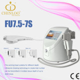 Newest High Quality Hifu High Intensity Focused Ultrasound Beauty Machine for Skin Lifting (Fu4.5-7s/CE)